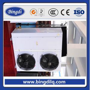 Debout de plancher 2 ventilateurs Refroidisseur à Air BITZER à l'aide du compresseur