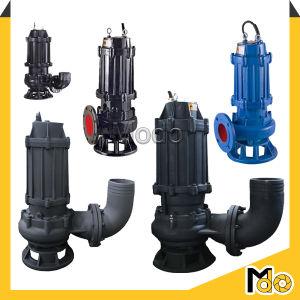 L'installation fixe d'exploitation minière humide de la pompe d'eaux usées submersible