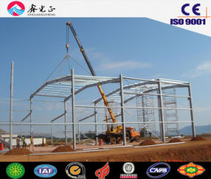 SaleまたはSteel Structure Prefabricated Warehouse、Workshop (SSW-38)のための工場Buildings