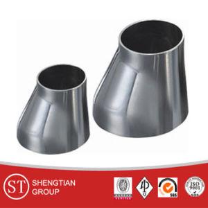 Concéntrico de acero al carbono/montaje del tubo de reductores de la excéntrica