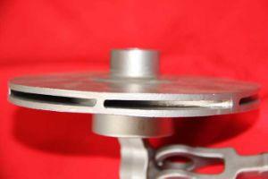 El impulsor de fundición de hierro Casting-Investment Casting-Precision/rueda de paletas (HS-PC-002).