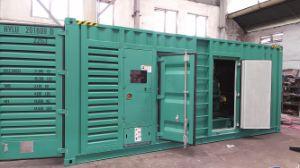 1250kVA de stille Generator van het Type voor Verkoop Filippijnen