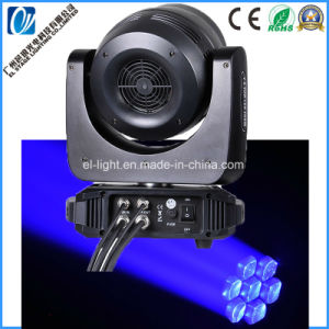 Cabezal movible LED de luz con 7pcs de alta potencia 40W RGBW 4en1 llevado Clay Paky Bee ojo la Luz (EL-LZ0740)