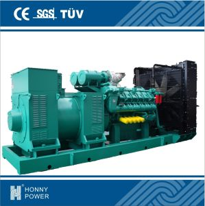 2mw高圧1000 Rpm発電機の発電所