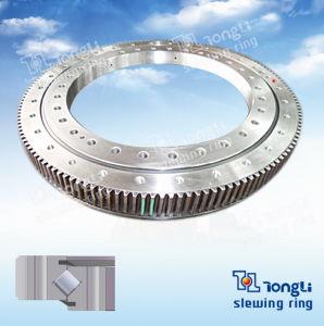 La norme européenne de la série de lumière /Cross-Roller anneau pivotant/pignon extérieur le pivotement