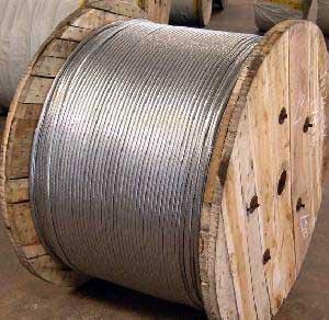 Steel incagliato Wire per ACSR