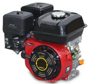 196cc 6.5HP 4.8kw Benzin-Motor mit Qualität