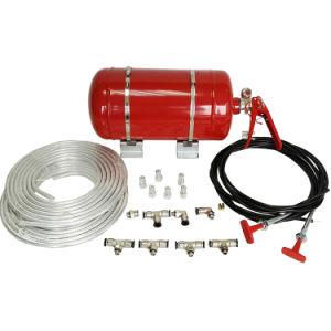 4.25L механически ралли автомобилей огнетушитель систем