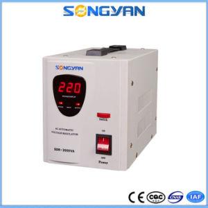 220V 단일 위상 자동 전압 조정기
