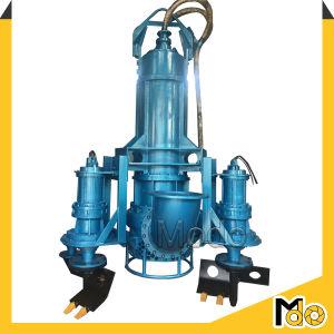 Le lisier de la pompe submersible électrique pour le dragage de la rivière