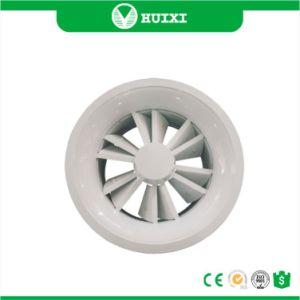 Acondicionador de aire caliente de Venta de suministro de aire Difusor rotacional de aluminio