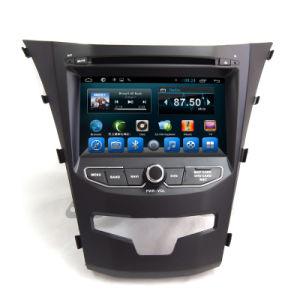 Double DIN Car DVD GPS para Ssangyong Korando 2014