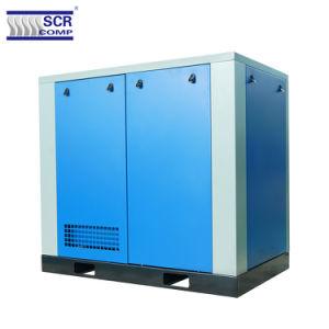 30kw SCR Moteur à aimant permanent de l'efficacité de la vis du compresseur à air