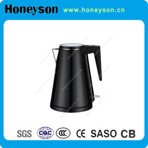 1.2L Golden Electrical Water Kettle pour Hotel Suppies