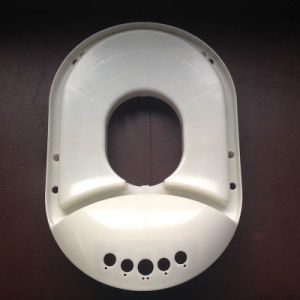 プラスチックトイレ・カバーのプラスチック注入の鋳造物