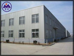 Estructura de acero de bajo coste prefabricados de acero/Almacén de construcción o estructura de acero de construcción prefabricados