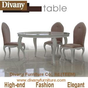 Ls-214 Muebles de Comedor de Mesas Mesa y sillas