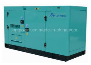 Geluiddichte Diesel Generator 30kw met de Technologie Gensets van Isuzu Enginie