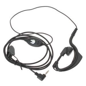 Cable de 1,4 a 2,5 mm auricular manos libres para Mini walkie talkies