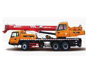 판매 Sany 최신 상표는 70 톤 트럭 알제리아에 있는 건축용 기중기의 Stc700t 가격을 Cranes