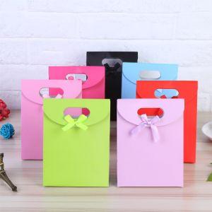 Dom luxo Embalagem Die Cortar lidar com a deformação da fita de papel comercial sacos boné