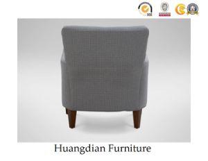 Sofá de tecido de projeto de amostra fabricantes sofá individual (HD744)