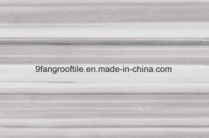 Tegel 600*900mm van Lambency van het Porselein van de Tegel van de Vloer van het Bouwmateriaal Ceramische Marmer Verglaasde