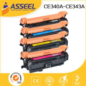 Nuevos productos de la serie CE340A y 651un cartucho de tóner para HP