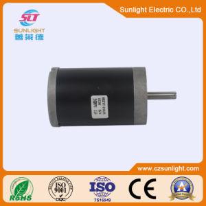 Motor eléctrico DC 24V El motor de cepillo universal