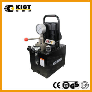 Pompa idraulica elettrica ultra ad alta pressione di Kiet per gli strumenti idraulici