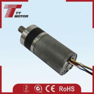 28mm 12V DC sin escobillas del motor para el soporte lumbar