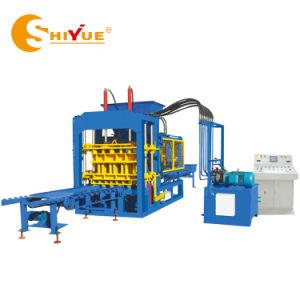Qt6-15 entièrement automatique/pavage en béton hydraulique creux/solides/Curbstone/finisseur/bloc poreux/machine à fabriquer des briques