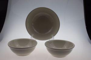 安い価格のアメリカの白い陶磁器ボール