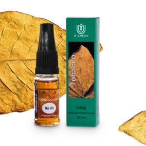 Original concentrado sabor a tabaco líquida de alta calidad E