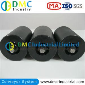 El material a granel de UHMWPE Transportadores de rodillo de soporte