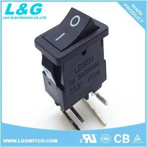 Interruttore di attuatore inserita/disinserita di posizione di Pin 2 di potere 4