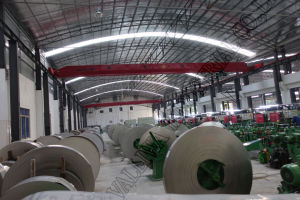 Tuyaux en acier inoxydable ASTM A554 304