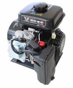 24V 4500W de salida del generador de gasolina de CC