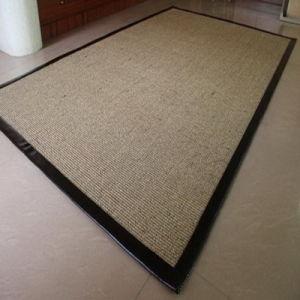 Hebilla de lazo pequeño área de Sisal Sisal alfombra alfombra Mat