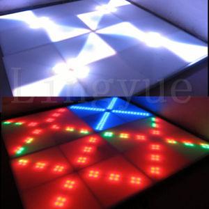 ナイトクラブ装飾的なDJのディスコの結婚式LEDのダンス・フロアライト