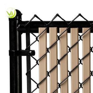 Kurbelgehäuse-Belüftung beschichtete Maschendraht-Zaun galvanisierten Sicherheits-Kettenlink-Zaun