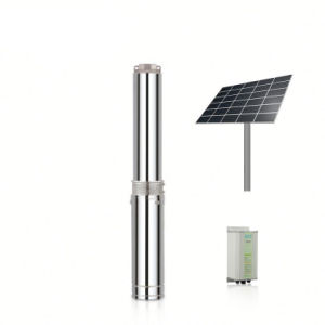 La energía solar de bomba de agua sumergible Bomba de Agua Solar