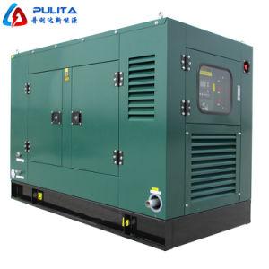 Biogas-Generator-Set des niedrigster Preis-einfaches Anfangs10kw