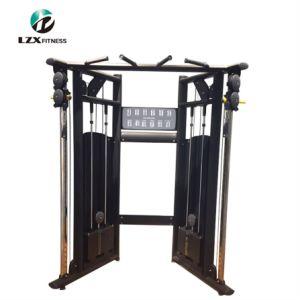 Shandong Lzx fábrica de la máquina de Fitness Gimnasio Venta funcionamiento del equipo formador