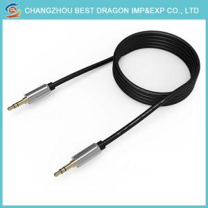 Promotie Kabel Aux voor iPhone 7 Stereo AudioKabel 3.5mm de Stop van het Metaal