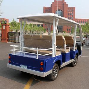 Hotselling Patroling Eléctrica de carro da polícia para