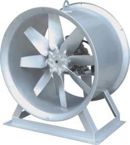 Ventilateur axial Gkw d'échappement