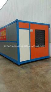 高品質の低い支払倉庫のための移動式プレハブかプレハブの容器の家