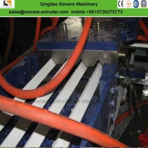 PVC/PC/ABS/TPE/EPDM/PMMA de Lopende band van de Uitdrijving van het profiel Met Vormen