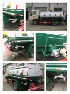 Dongfeng 5cbm 4X2 do caminhão-tanque de fornecimento de água